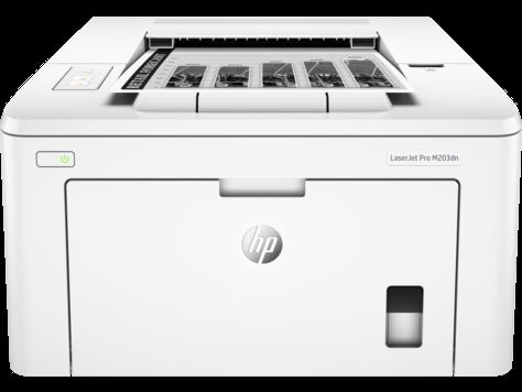 Лазерный принтер HP LaserJet Pro M203dn (G3Q46A)