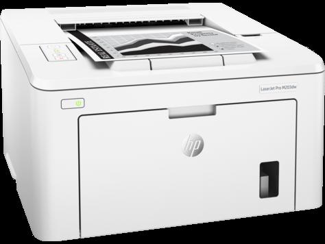 Лазерный принтер HP LaserJet Pro M203dw (G3Q47A)