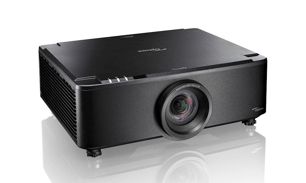 Лазерный проектор Optoma ZU720TST (E9PD7HG01EZ3)