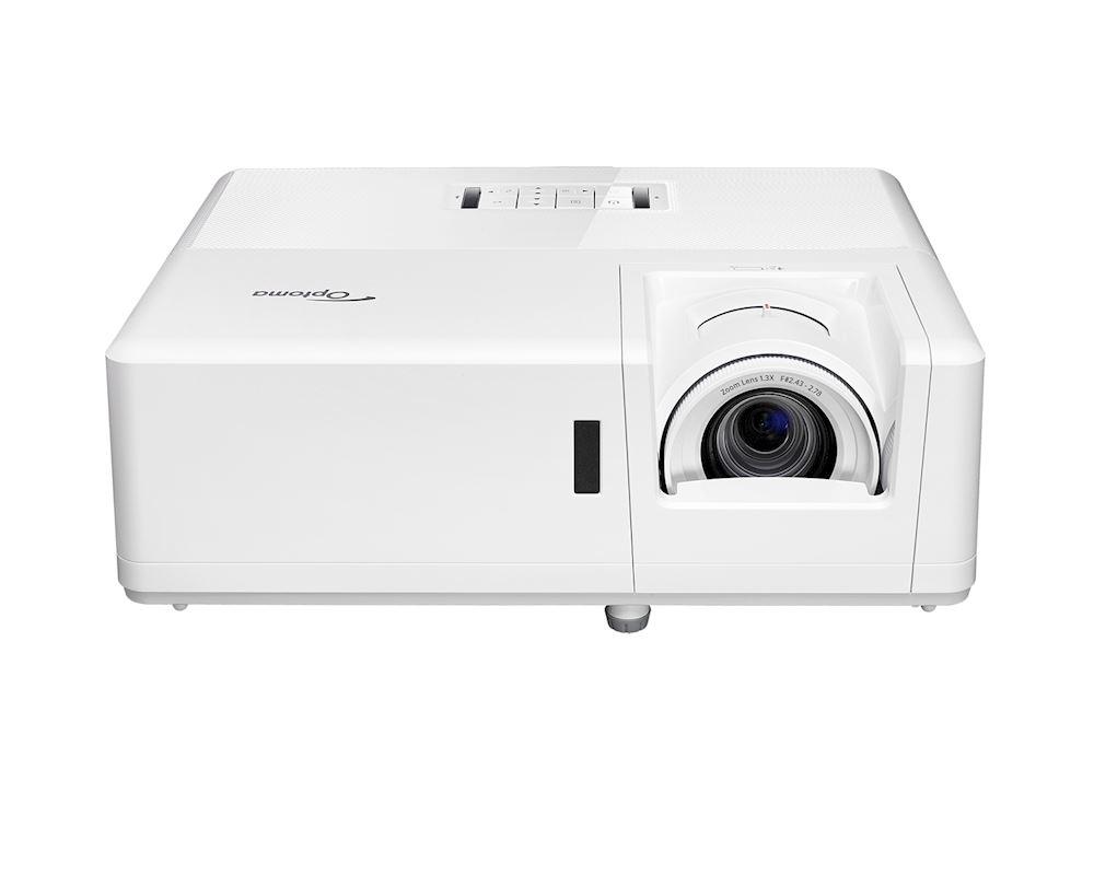 Лазерный проектор Optoma ZW403 (E1P1A43WE1Z1)