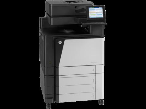 МФУ HP Color LaserJet Enterprise flow M880z (A2W75A)