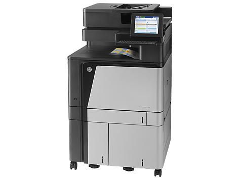 МФУ HP Color LaserJet Enterprise flow M880z+(A2W76A)