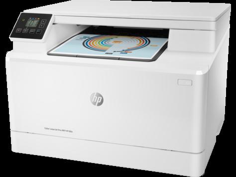 МФУ HP Color LaserJet Pro M180n (T6B70A)
