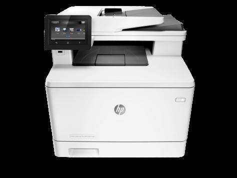 МФУ HP Color LaserJet Pro M377dw (M5H23A)