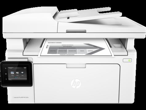 МФУ HP LaserJet Pro M132fw (G3Q65A)