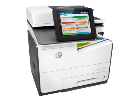 МФУ HP PageWide Enterprise 586f (G1W40A)