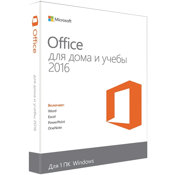 Microsoft Office 2016 Home and Student FPP (79G-04713)