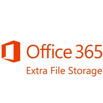 Microsoft Office 365 Extra File Storage OLP 1Y (5A5-00003)