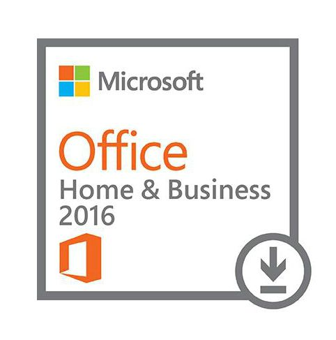 Microsoft Office 2016 Home and Business ESD (T5D-02322)