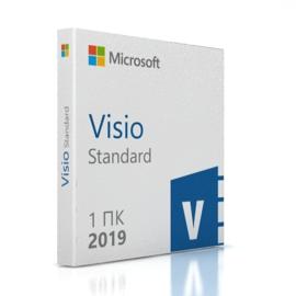 Microsoft Visio Standard 2019 FPP (D86-05813)