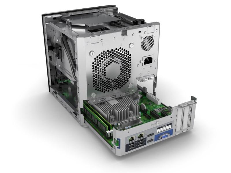 Сервер HPE ProLiant Microserver Х3418 Gen10 (P07203-421)