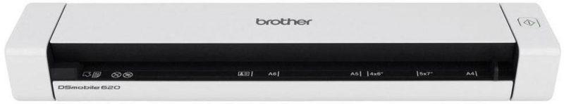 Мобильный сканер Brother DS-620 (DS620Z1)