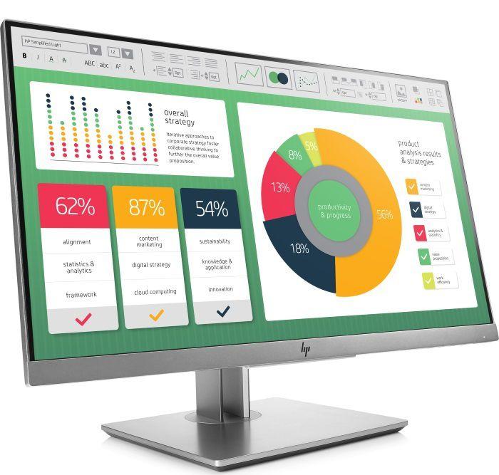Монитор HP EliteDisplay E223 21.5