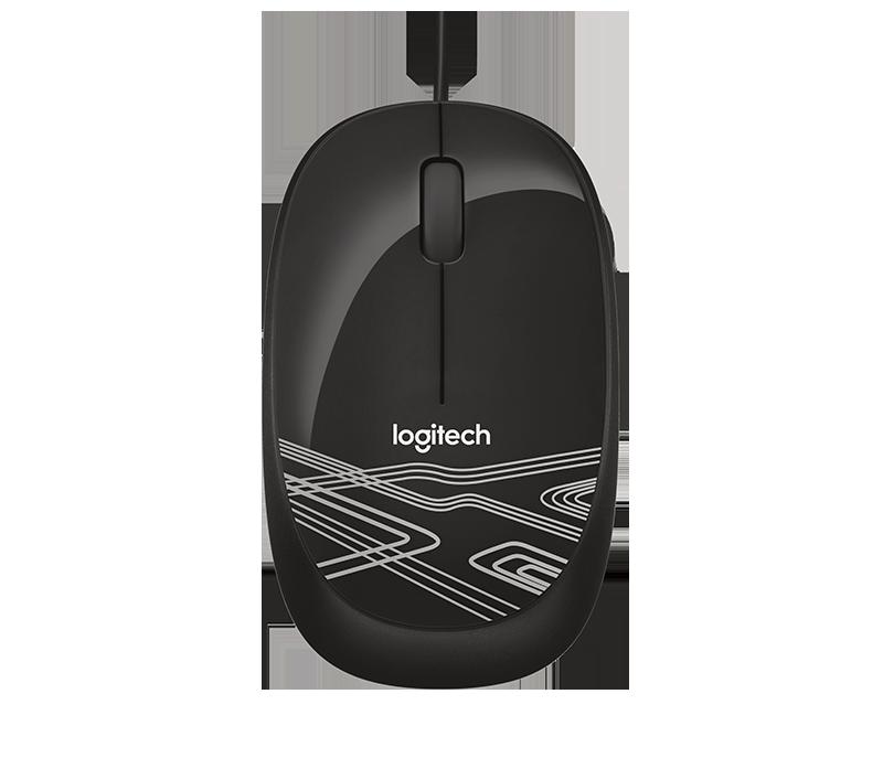 Мышь Logitech M105 (910-003116)
