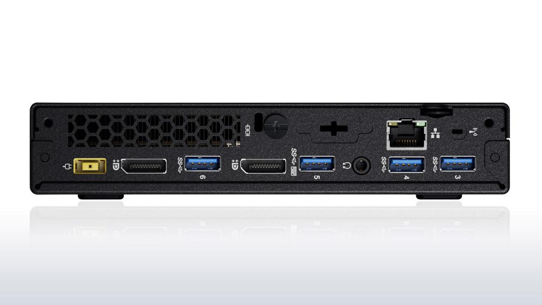 ПК Lenovo ThinkCentre M600 Tiny (10G9001LRU)