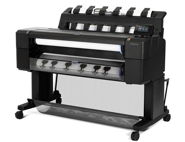 Плоттер HP DesignJet T1530 PostScript, 36