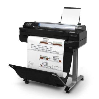 Плоттер HP Designjet T520, 24