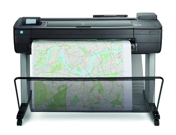 Плоттер HP DesignJet T730, 36