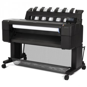 Плоттер HP DesignJet T930 PostScript, 36