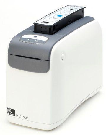 Принтер браслетов Zebra HC100 (HC100-300E-1100)