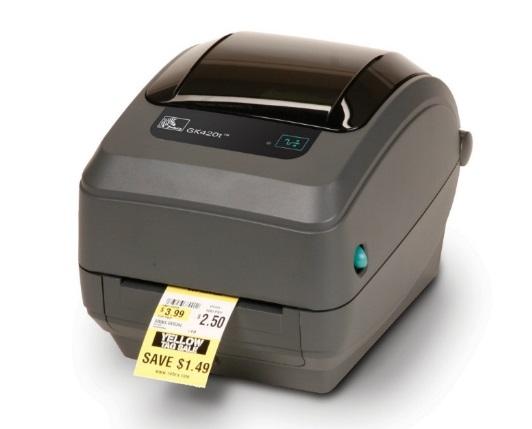 Принтер этикеток Zebra GX420t (GX42-102520-000)