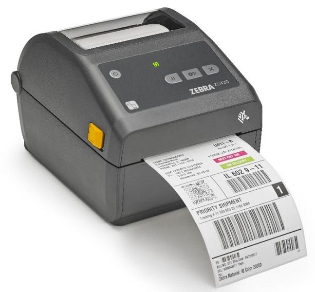 Принтер этикеток Zebra ZD420 (ZD42042-D0E000EZ)
