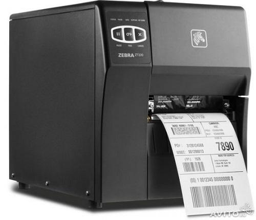 Принтер этикеток Zebra ZT220 (ZT22042-D0E000FZ)