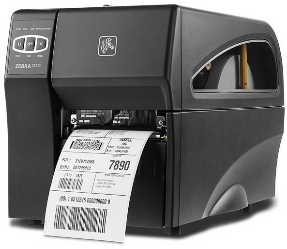 Принтер этикеток Zebra ZT220 (ZT22042-T0E000FZ)