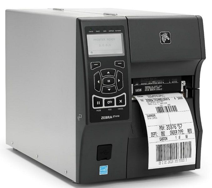 Принтер этикеток Zebra ZT410 (ZT41042-T0E0000Z)