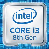 Процессор Intel Core i3-8100 (SR3N5)