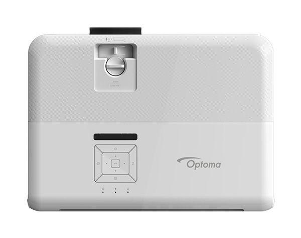 Проектор Optoma 4K550 (E1P1A1JWE1Z1)