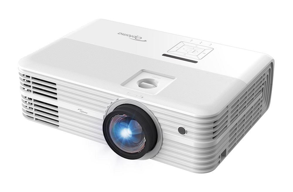 Проектор Optoma 4K550ST (E1P1A1LWE1Z1)