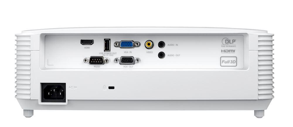 Проектор Optoma H116ST (E1P1A28WE1Z2)