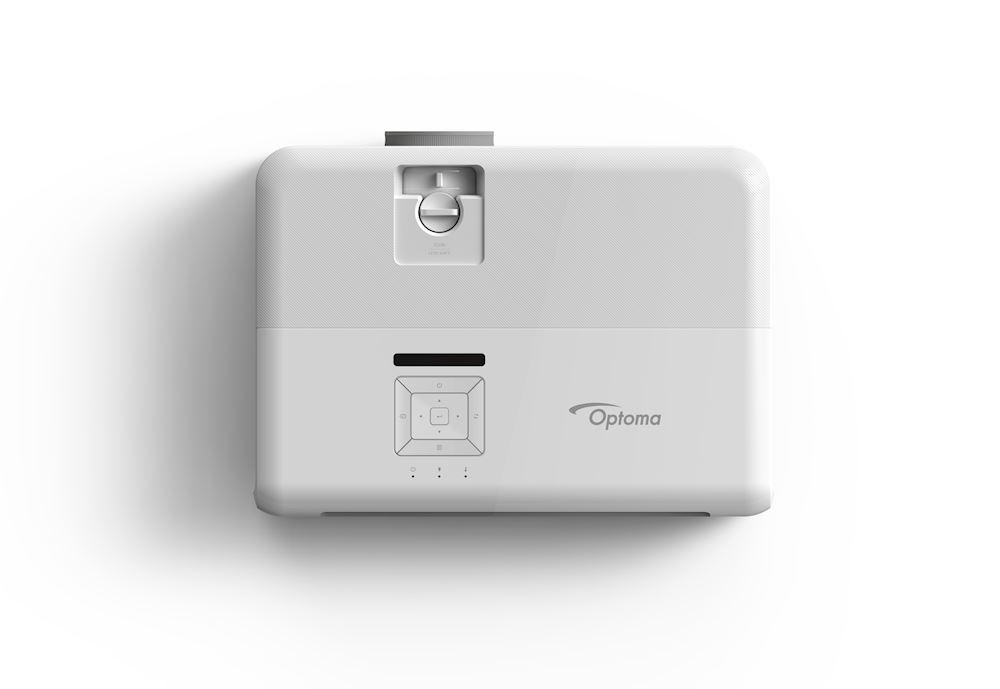 Проектор Optoma UHD40 (E1P0A15WE1Z1)