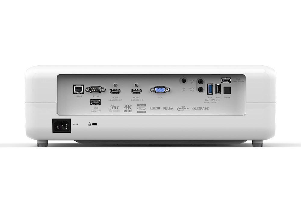 Проектор Optoma UHD52ALV (E1P0A3OWE1Z1)