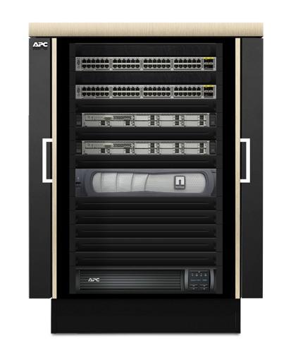 Шкаф APC NetShelter CX 18U (AR4018IA)