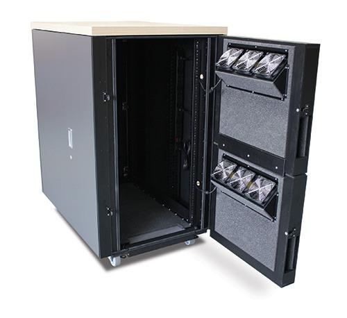 Шкаф APC NetShelter CX 24U (AR4024IA)