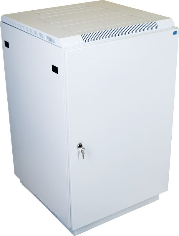Шкаф ЦМО напольный 22U 600x600 (ШТК-М-22.6.6-3ААА)