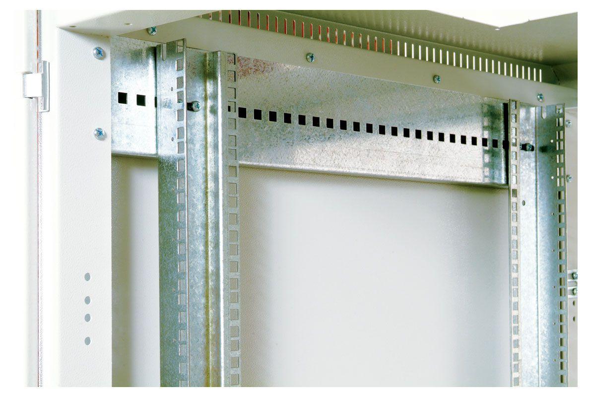 Шкаф ЦМО напольный 27U 600x600 (ШТК-М-27.6.6-3ААА)