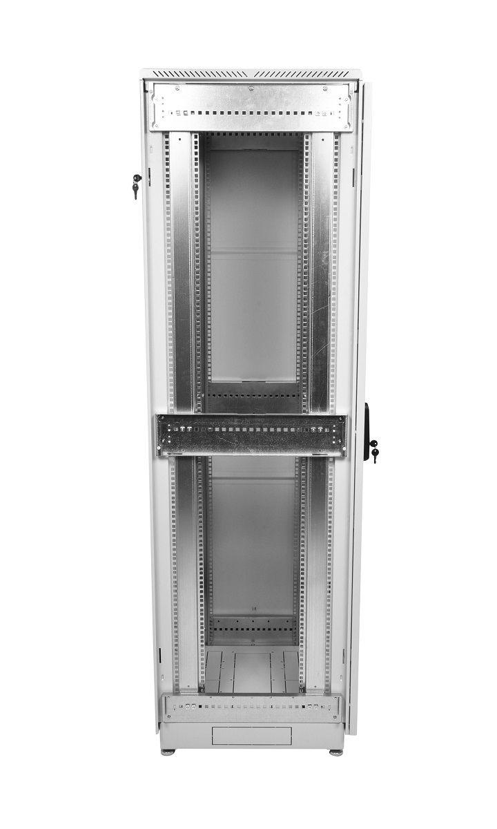 Шкаф ЦМО напольный 38U 600x1000 (ШТК-М-38.6.10-1ААА)