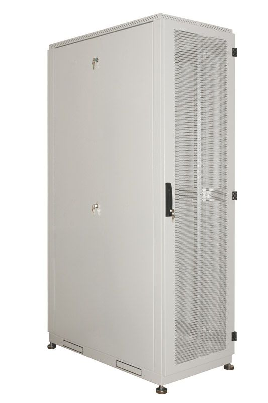 Шкаф ЦМО напольный 42U 600x1000 (ШТК-С-42.6.10-48АА)