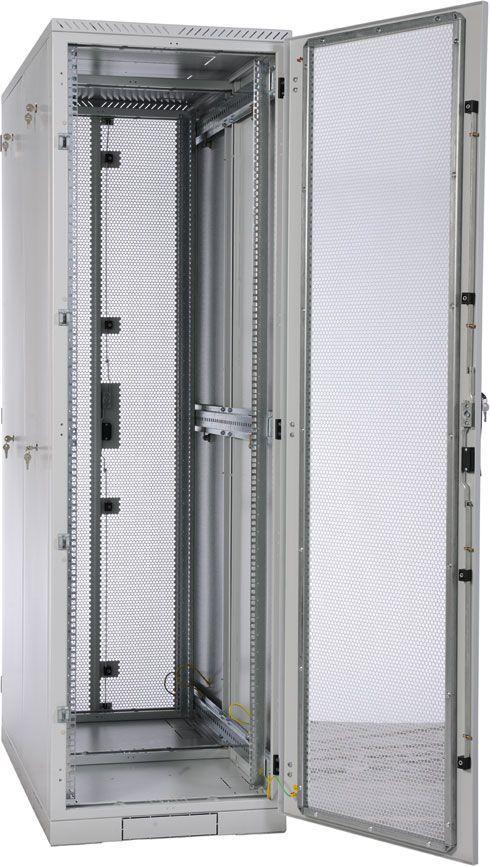 Шкаф ЦМО напольный 42U 800x1000 (ШТК-С-42.8.10-44АА)