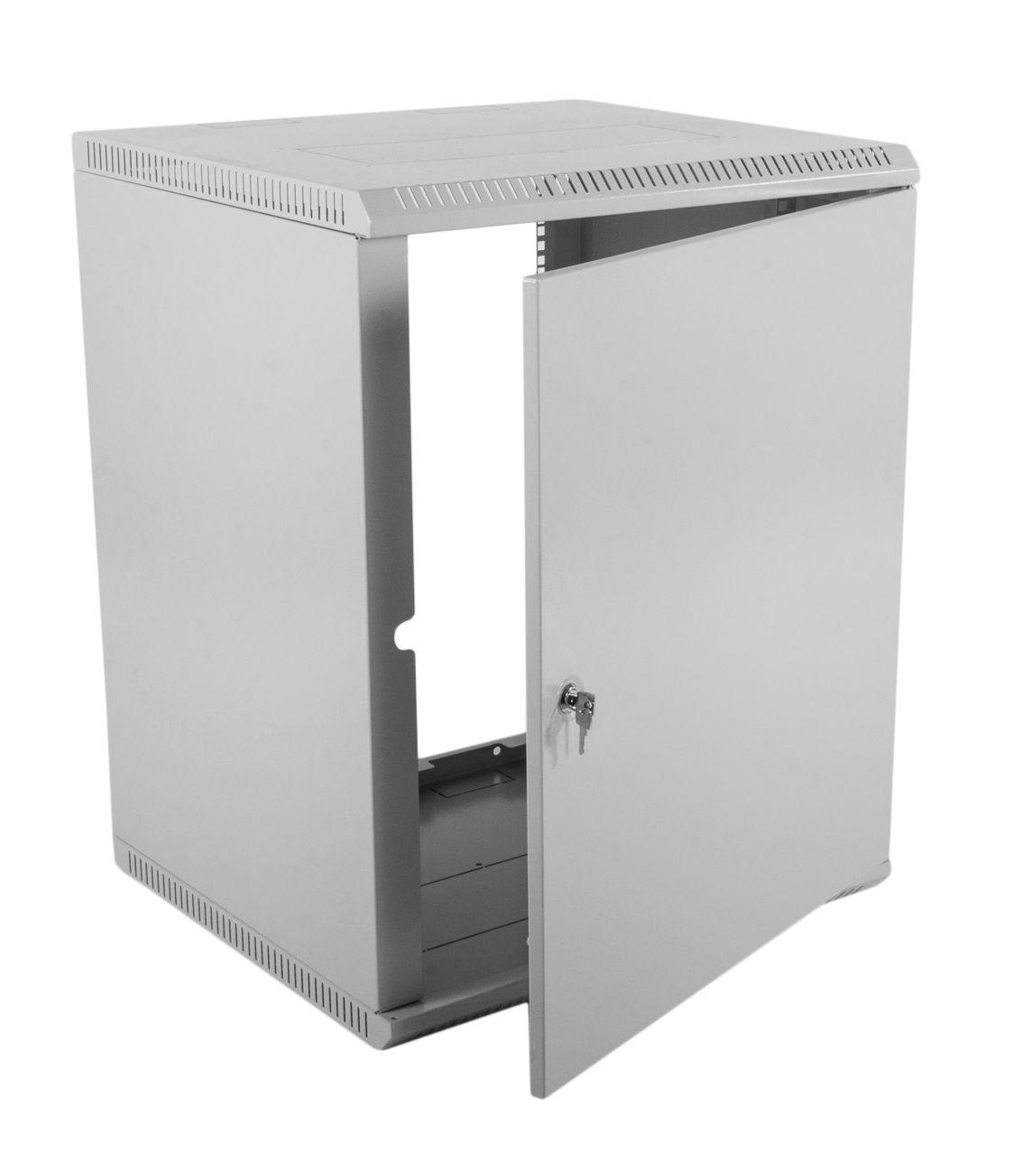 Шкаф ЦМО настенный 12U 600х650 (ШРН-Э-12.650.1)