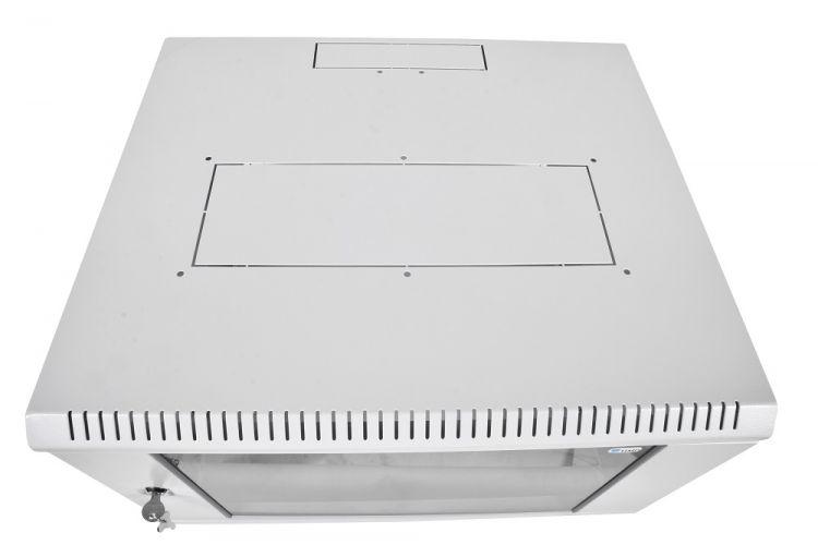 Шкаф ЦМО настенный 15U 600х650 (ШРН-15.650)
