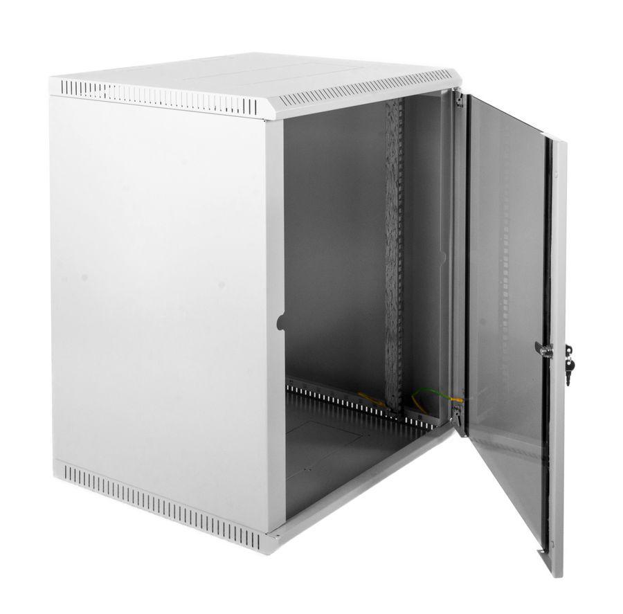 Шкаф ЦМО настенный 18U 600х520 (ШРН-Э-18.500)