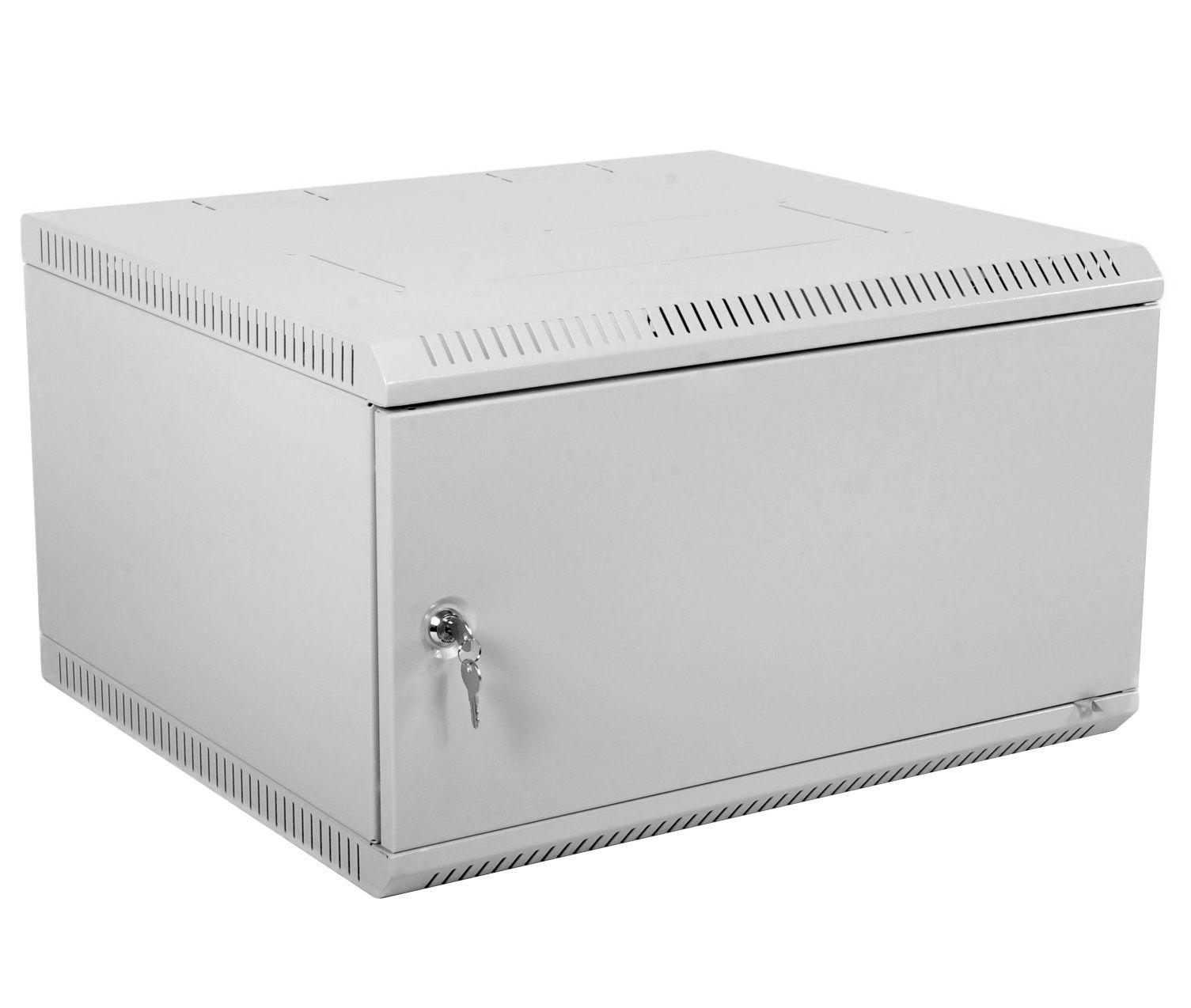 Шкаф ЦМО настенный 9U 600х520 (ШРН-Э-9.500.1)