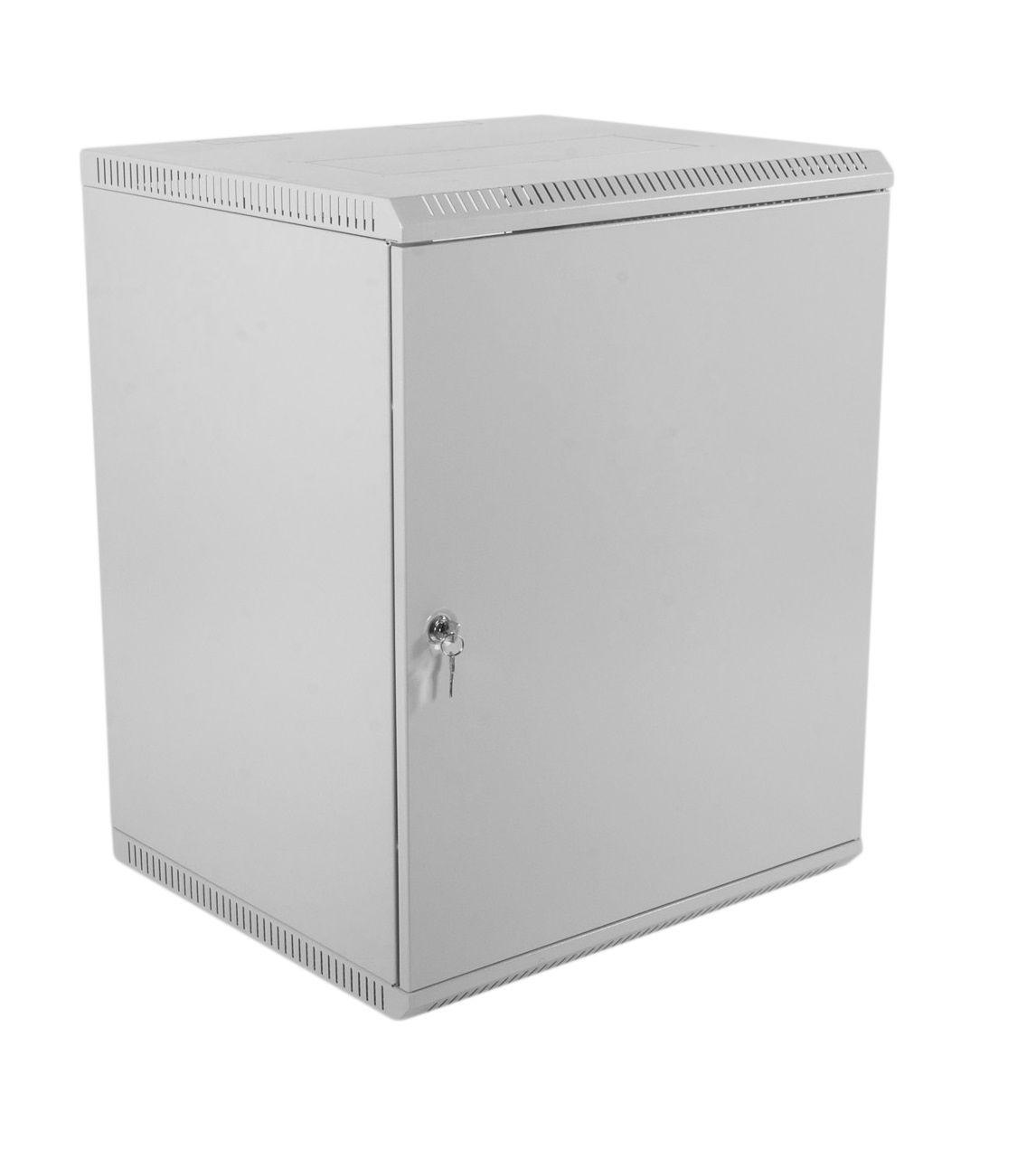 Шкаф ЦМО настенный 15U 600х650 (ШРН-Э-15.650.1)