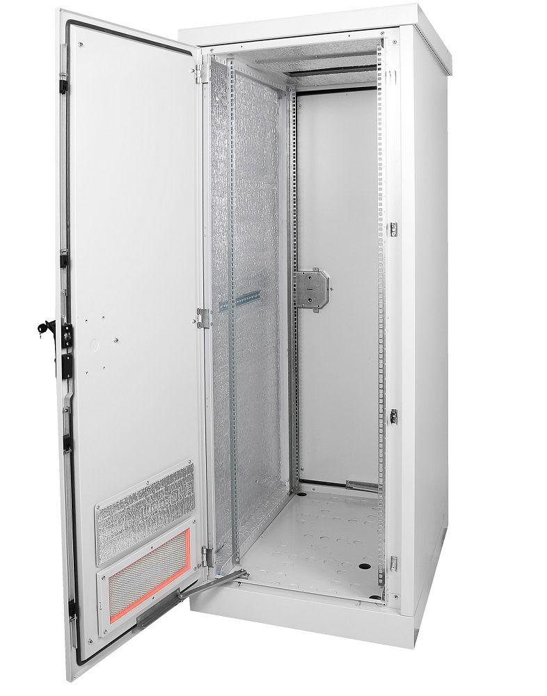 Шкаф ЦМО напольный 12U 700х600 (ШТВ-1-12.7.6-43АА)