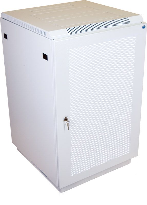 Шкаф ЦМО напольный 22U 600x1000 (ШТК-М 22.6.10-4ААА)
