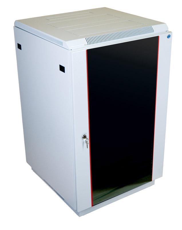 Шкаф ЦМО напольный 22U 600x600 (ШТК-М-22.6.6-1ААА)